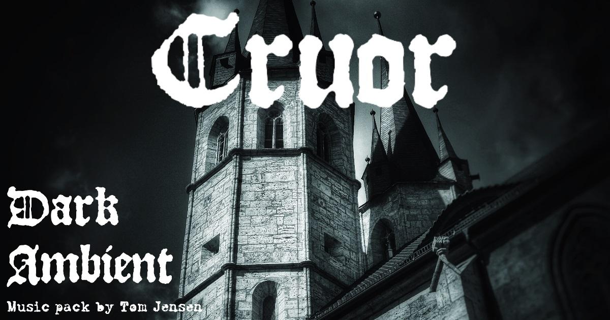 Cruor - Dark Ambient Music Pack