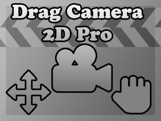 Drag Camera 2D Pro