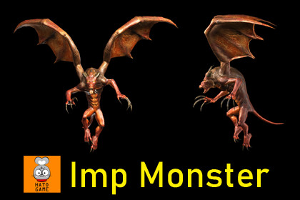 Imp boss monster