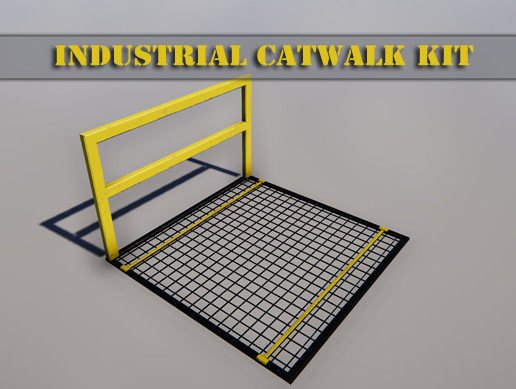 Industrial Catwalk Kit