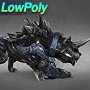 Monster&&LowPloygon Mobile_Dog