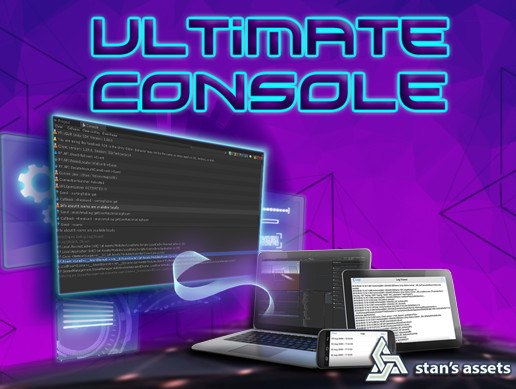 Ultimate Console - Asset Store