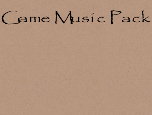 Game Music Pack
