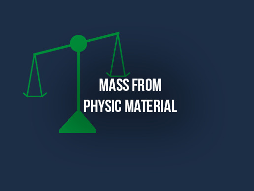 Mass Calculator from Physic Material