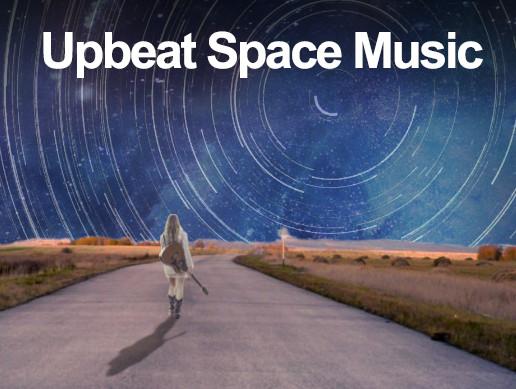 Upbeat Space Music