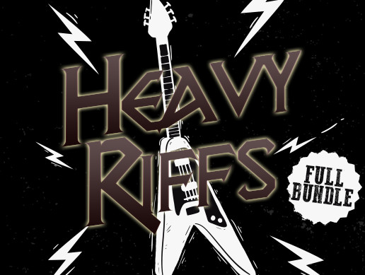 Heavy Riffs - Full Collection