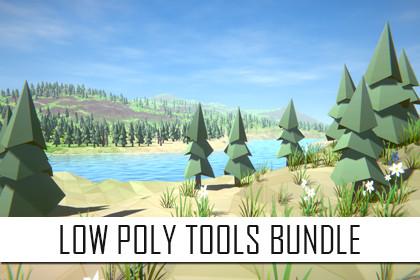 Low Poly Tools Bundle