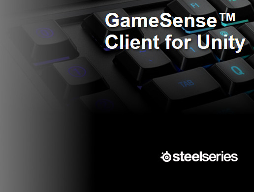 GameSense™ Client for Unity Engine