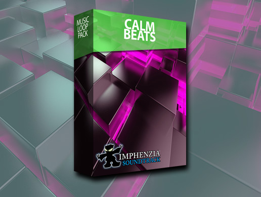 Music Loop Pack - Calm Beats