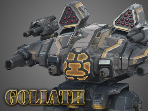 Goliath - Battle Mech