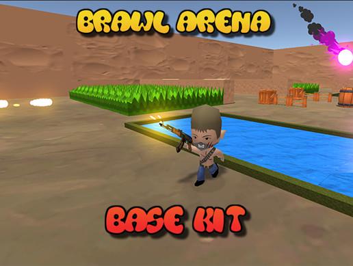 Brawl Arena Base Kit