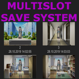 Multislot save system for Fungus