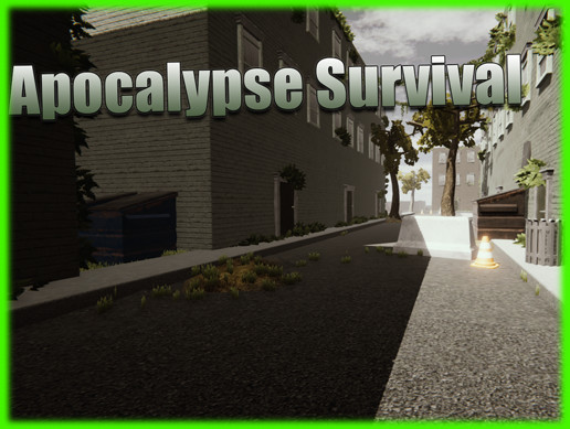 Apocalypse Survival Complete Project