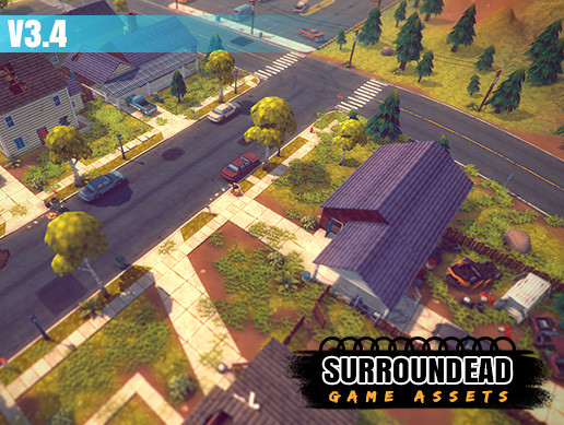 SurrounDead - Survival Game Assets