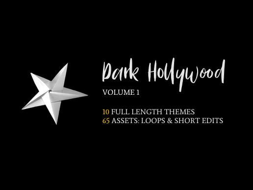 Dark Hollywood - Volume 1