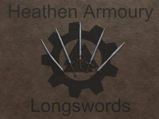 Longswords: Heathen Armoury