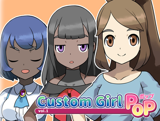 Custom2DGirl_Pop!