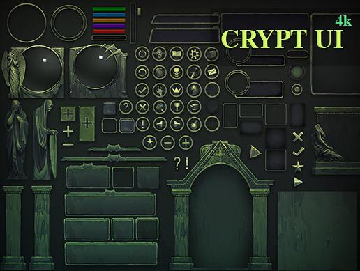 Crypt UI
