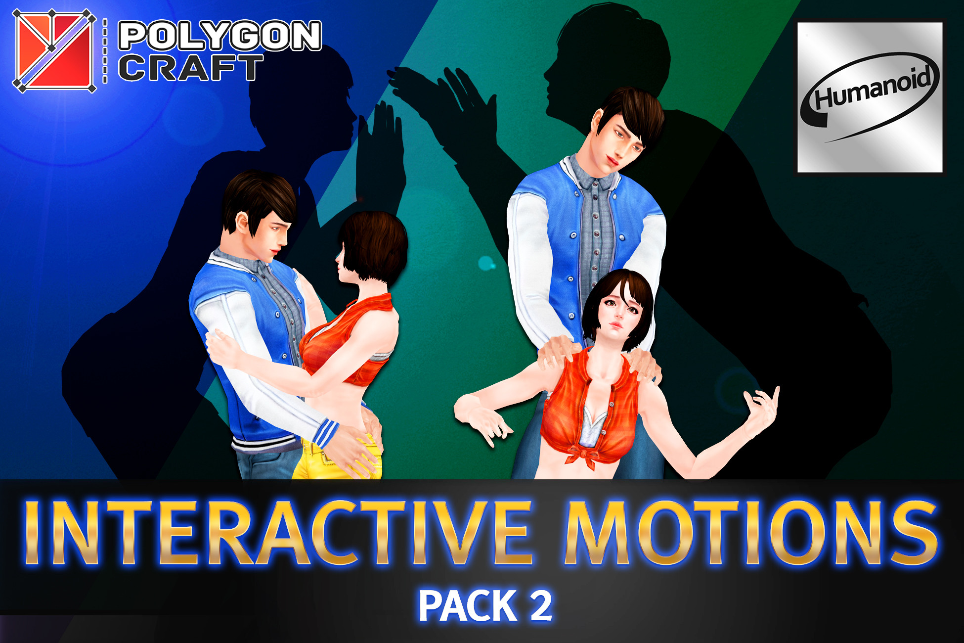 Interactive Motions Pack 2