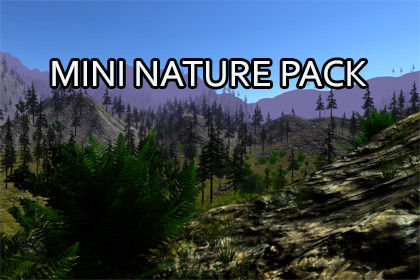 Mini Nature Pack