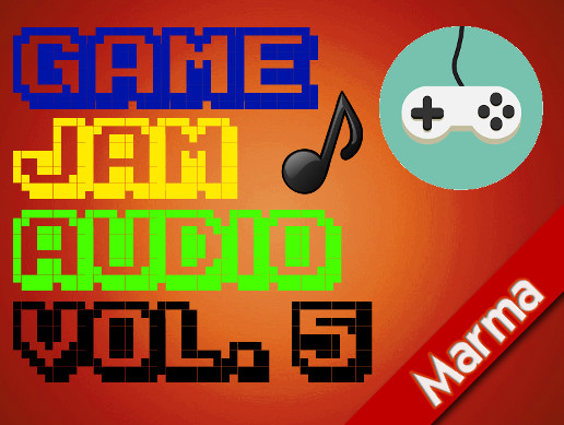 Game Jam Audio vol. 5