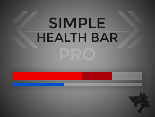 Simple Health Bar PRO