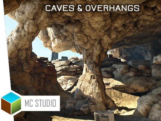 MCS Caves & Overhangs