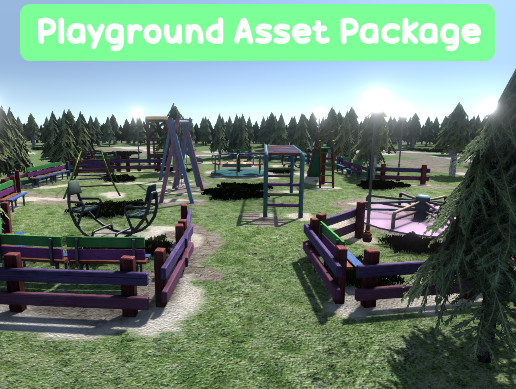 Playground Asset Package