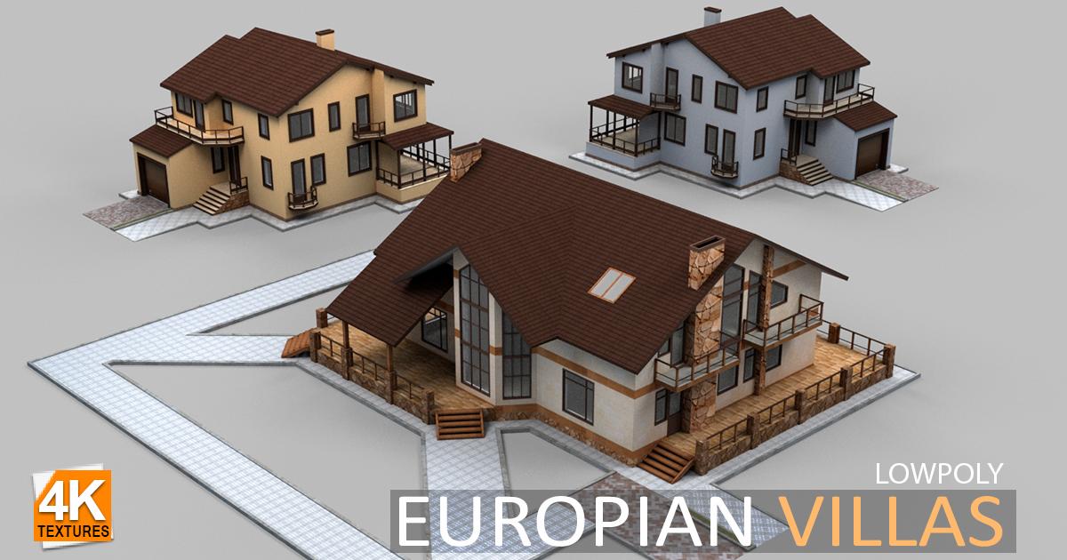 European Villas