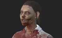NPC Zombie Woman