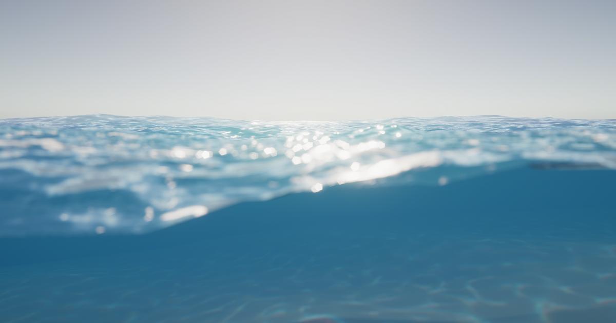 Crest Ocean System HDRP