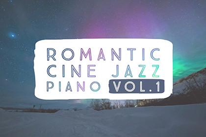 ROMANTIC CINE JAZZ PIANO VOL.1
