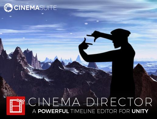 Cinema Director - Timeline & Cutscene Editor
