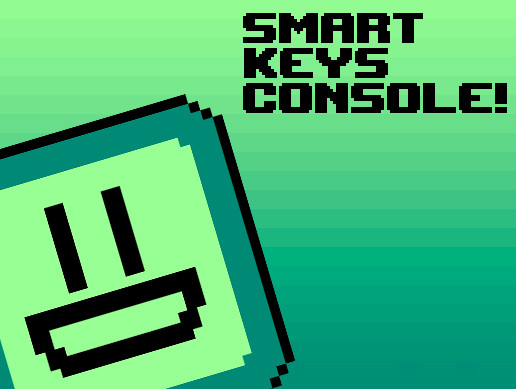 Smart keys : game console