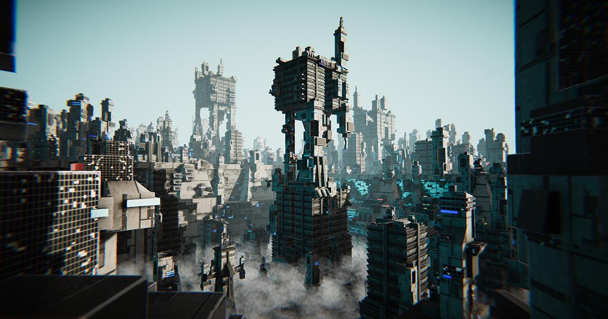 Greeble City v2