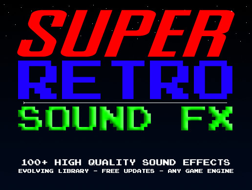 Super Retro Sound FX