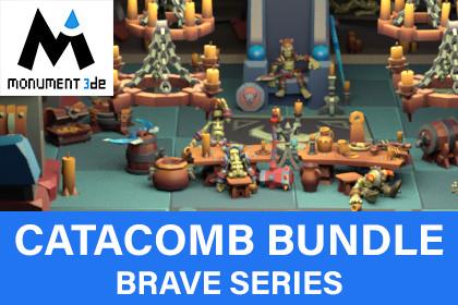 Catacomb BUNDLE - Brave Series