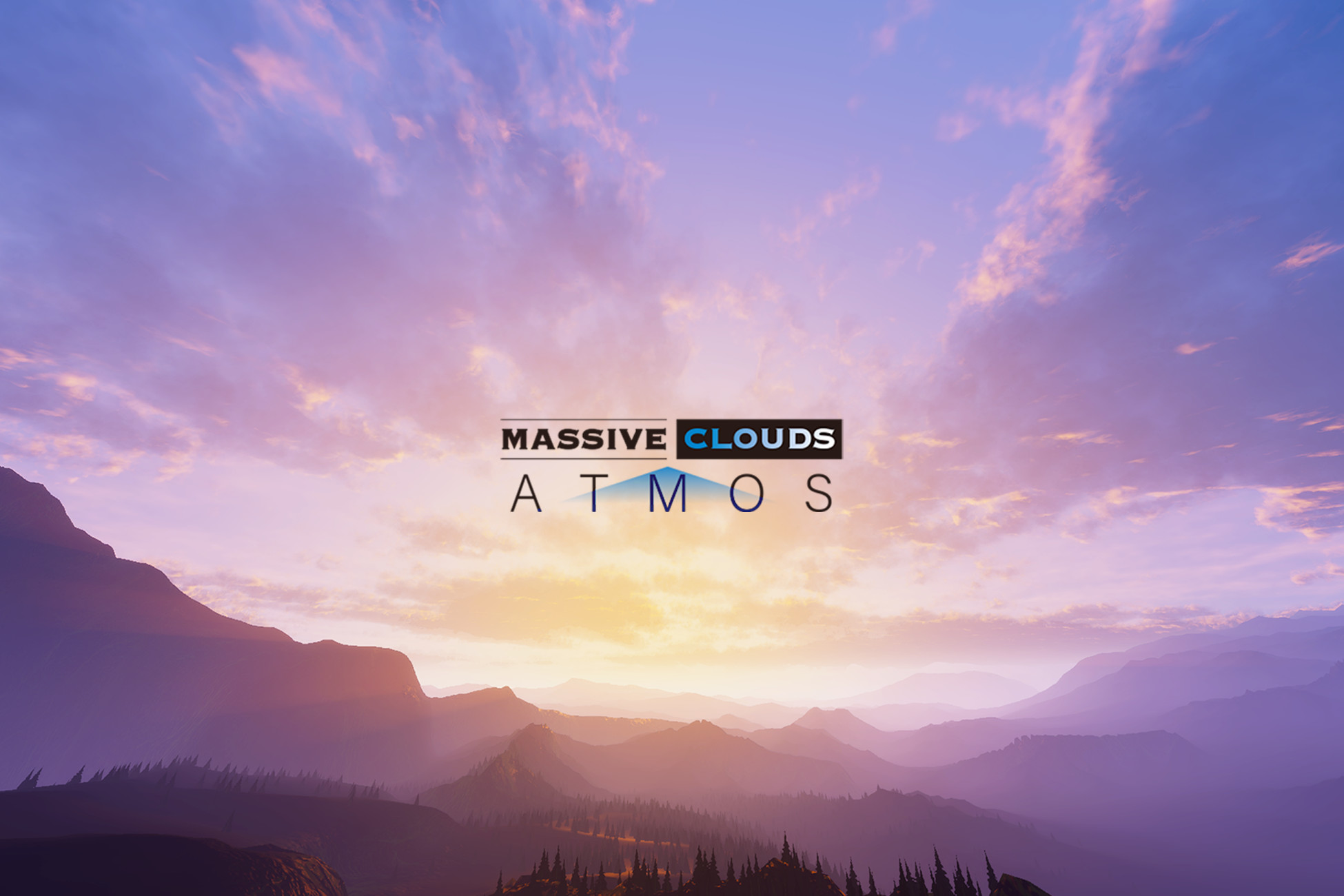 Massive Clouds Atmos - Volumetric Skybox