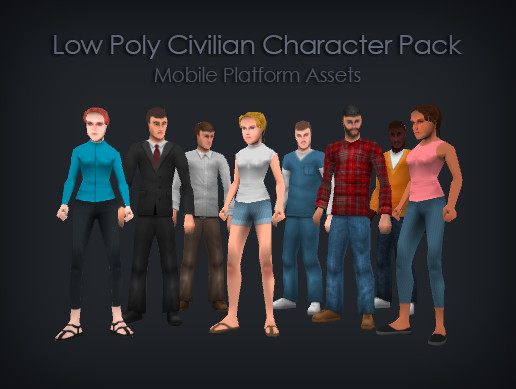 Unity Asset Character Pack – Dibujos Para Colorear