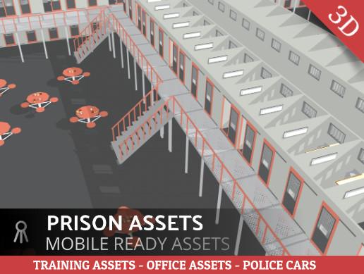 Prison assets