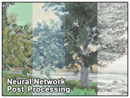 Neural Network Post Processing