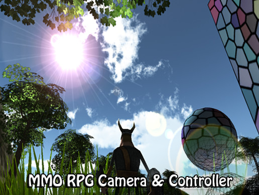 MMO RPG Camera & Controller