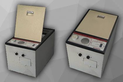 Old soviet washing machine