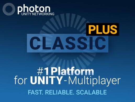 پکیج یونیتی Photon PUN+ Classic