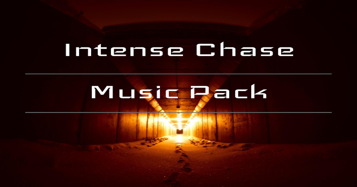 Intense Chase Music Pack