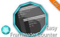Easy Framerate Counter - Asset Store