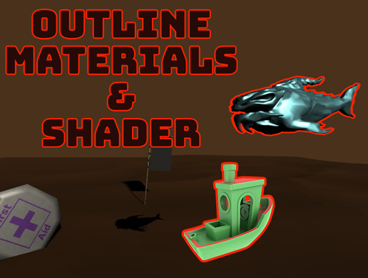 Outline Materials and Shader