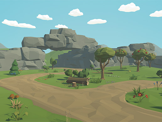 RPG Poly Pack - Nature