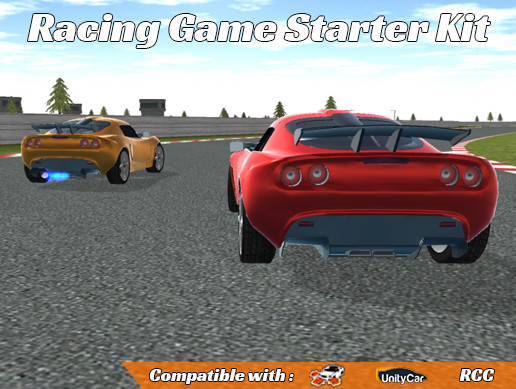 Racing Game Starter Kit
