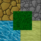 Five Seamless Tileable Ground Textures